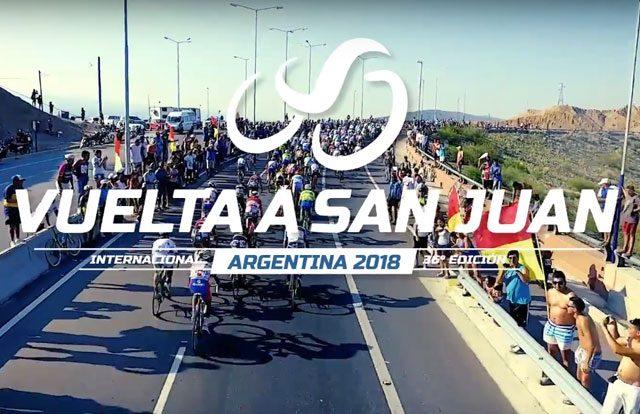 Vuelta a San Juan 2018