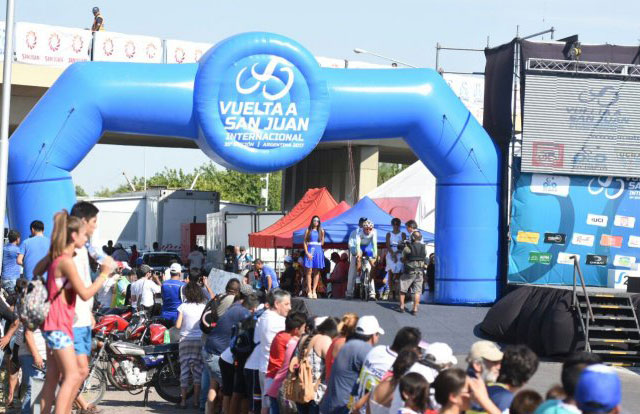 Vuelta a San Juan 2018: contrarreloj individual