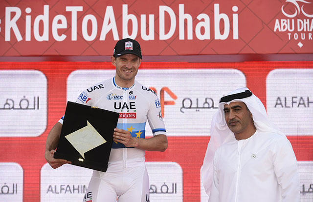 Alexander Kristoff (UAE Team Emirates)