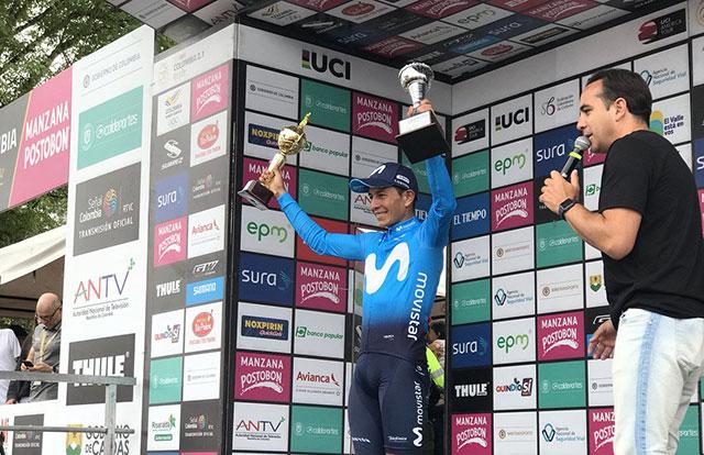 Dayer Quintana (Movistar Team)