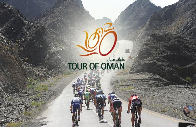 Tour de Omán 2018