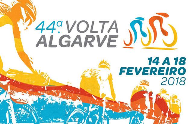 Volta ao Algarve 2018 - Portada