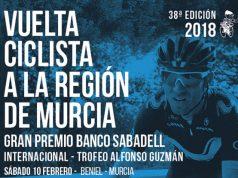 Vuelta a Murcia 2018