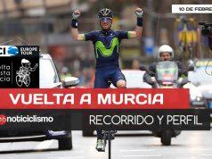 Vuelta a Murcia 2018: Recorrido y Perfil de la Etapa