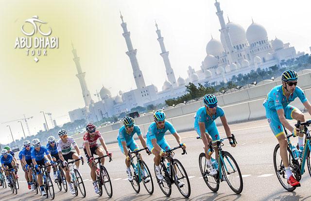 Tour de Abu Dhabi 2018: Lista de Ciclistas Inscritos