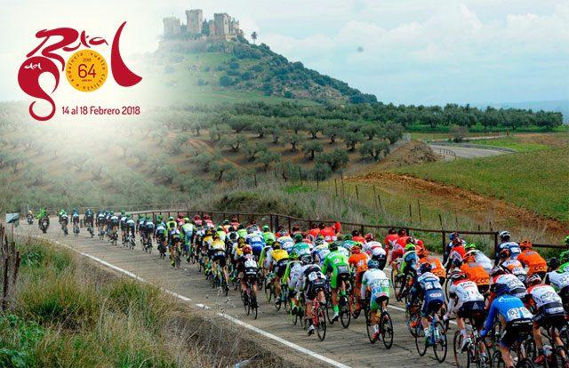 Vuelta a Andalucía 2018 - Lista de ciclistas Inscritos