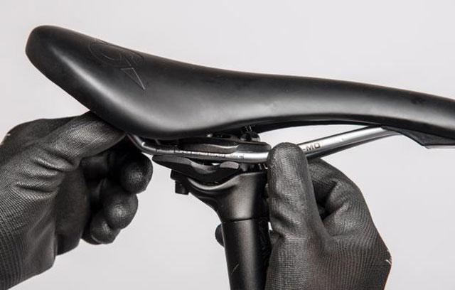 Como ajustar el sillín de la bicicleta