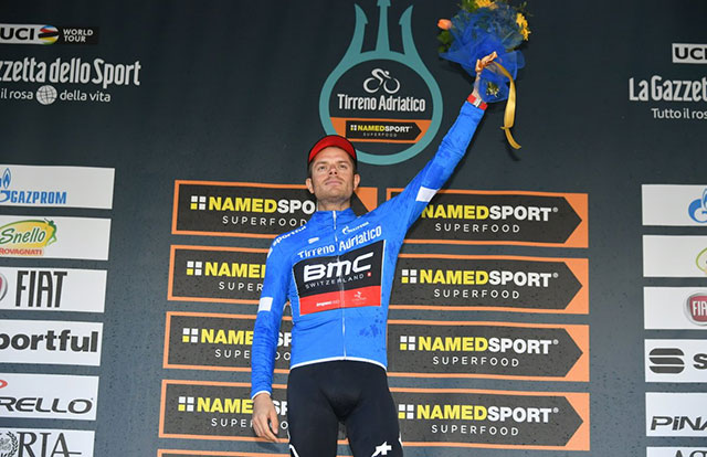 Damiano Caruso (BMC Racing)