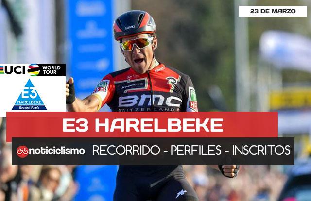 E3 Harelbeke 2018 - Portada