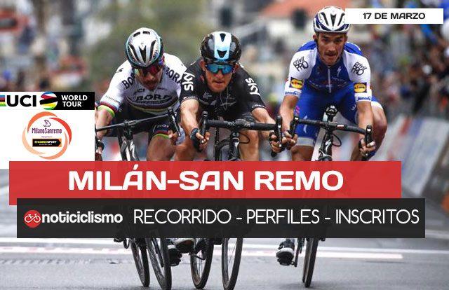 Milán-San Remo 2018