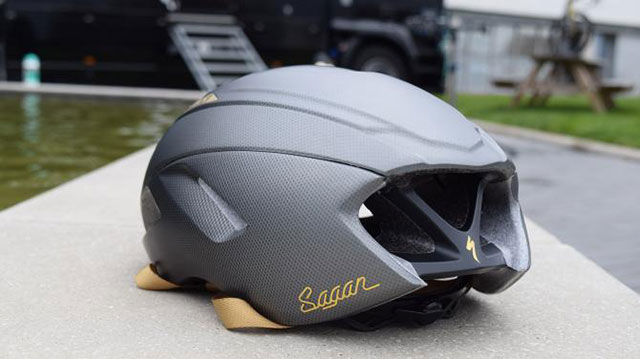 Casco Specialized Peter Sagan