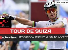 Tour de Suiza 2018 - Portada