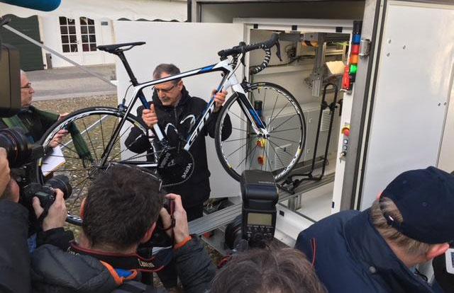 UCI-Cabina de Rayos X