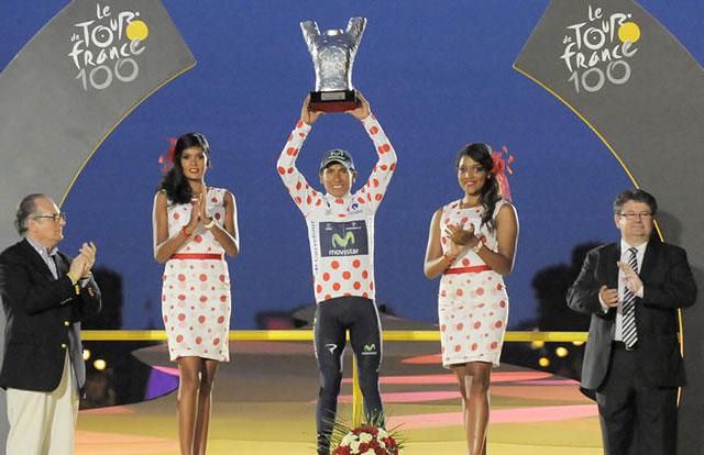 Azafatas del Tour de Francia