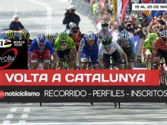 Volta a Catalunya 2018 - Portada