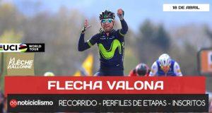Flecha Valona 2018 - Portada