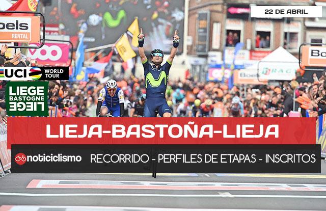 Lieja-Bastoña-Lieja 2018