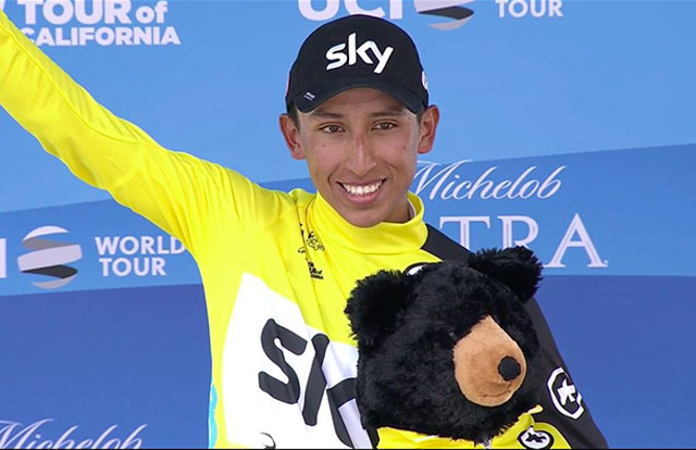 Egan Bernal (Team Sky)