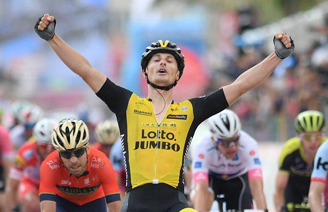 Enrico Battaglin (Lotto NL-Jumbo)