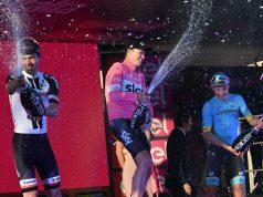 Giro de Italia 2018 - Podio