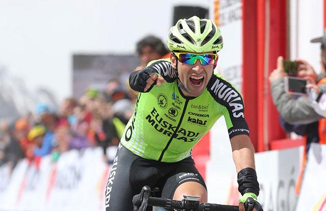 Mikel Bizkarra (Euskadi-Murias) Foto: @PhotoGomezSport