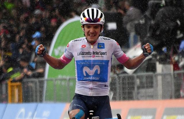 Richard Carapaz (Movistar Team)