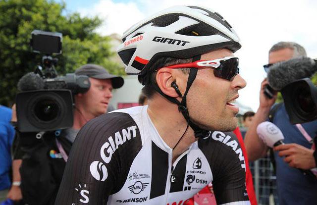 Tom Dumoulin (Team Sunweb)