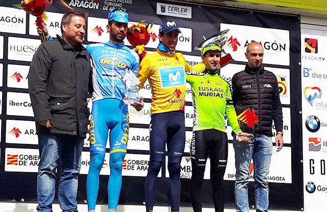 Vuelta Aragón 2018