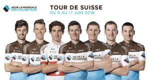 AG2R La Mondiale - Tour de Suiza 2018