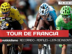 Tour de Francia 2018: Recorrido, Perfiles, Favoritos y Lista de Ciclistas Inscritos