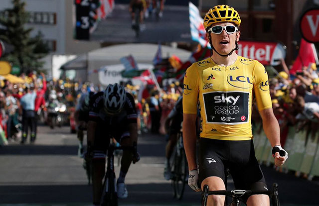 Geraint Thomas (Team Sky)