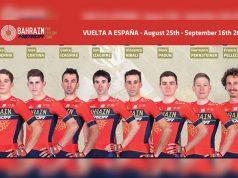 Bahréin-Mérida - Vuelta a España 2018