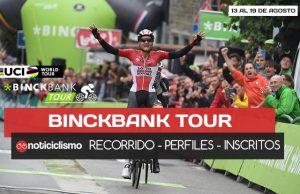 BinckBank Tour 2018 - Previa