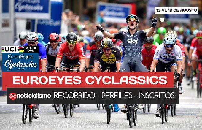 EuroEyes Cyclassics Hamburgo 2018 - Previa