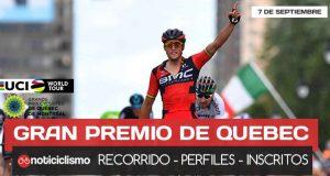 Gran Premio de Quebec 2018 - Previa