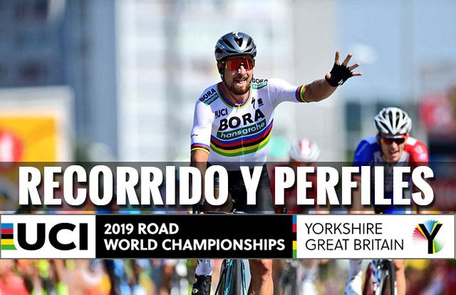Mundial de Ciclismo 2019 en Yorkshire