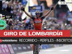 Giro de Lombardía 2018 - Previa