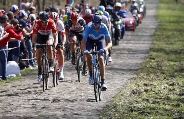 Paris-Roubaix – Arenberg