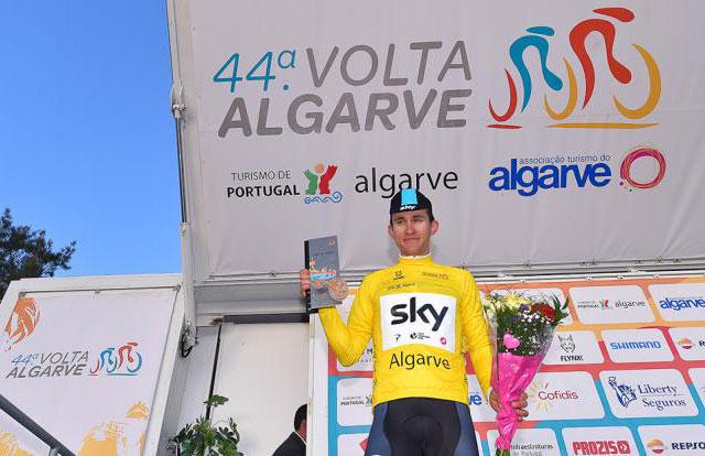 Volta ao Algarve 2018
