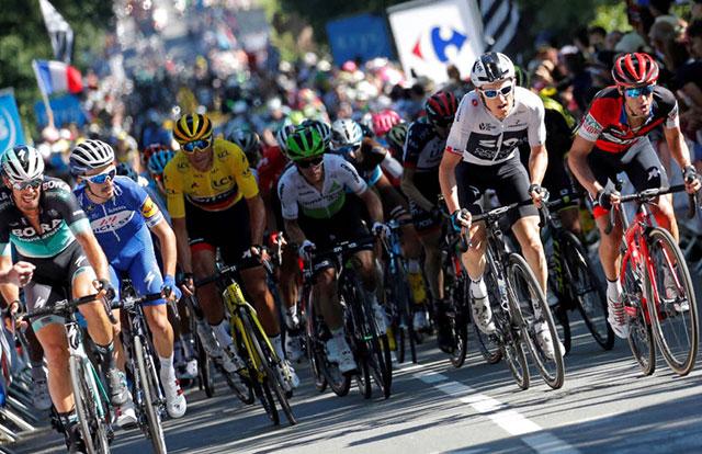 Equipos WorldTour y Pro Continental 2019