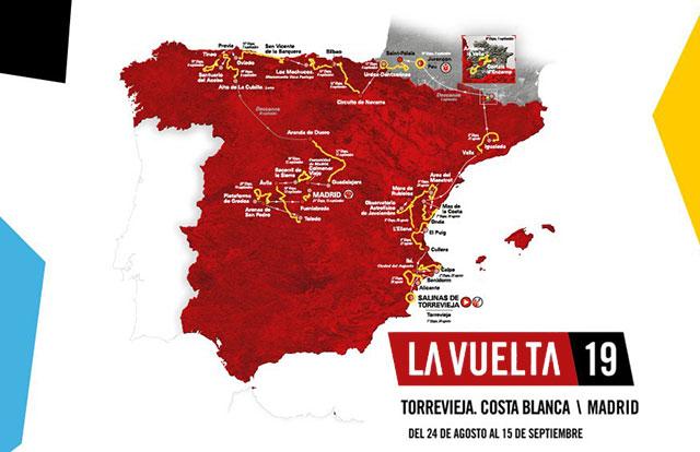 Vuelta a España 2019 - Portada
