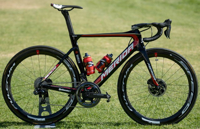 Bahrain-Merida - Merida Bike