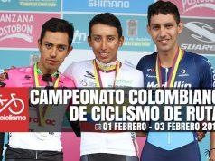 Campeonato Colombiano de ciclismo de Ruta 2019: Recorrido, Perfiles y Programación