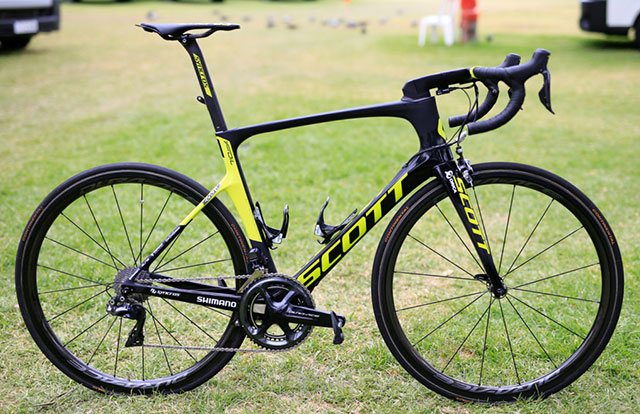 Mitchelton-Scott - Scott