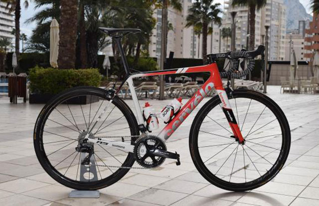Tom Dumoulin Cervélo R5 2019