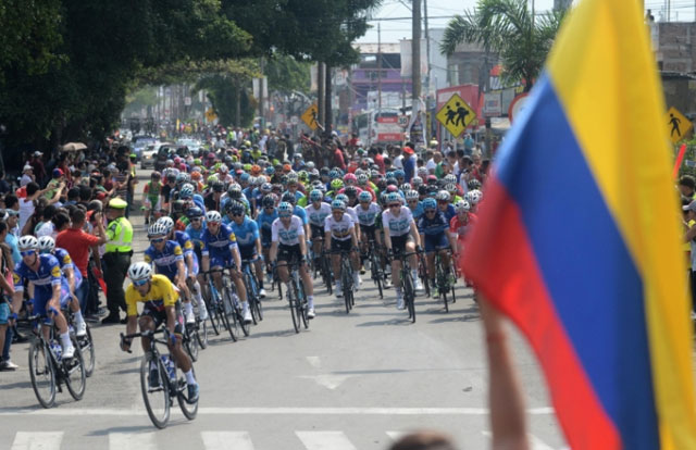 Tour Colombia 2019 - Listado de Ciclistas Inscritos