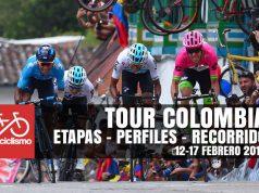 Tour Colombia 2019: Etapas, Recorrido y Perfiles