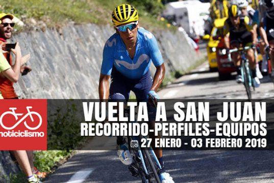 Vuelta a San Juan 2019: Recorrido, Perfiles y Equipos