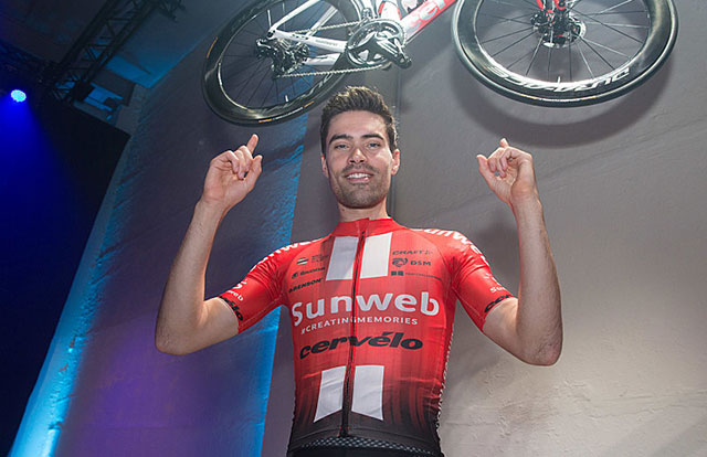 Tom Dumoulin (Team Sunweb)