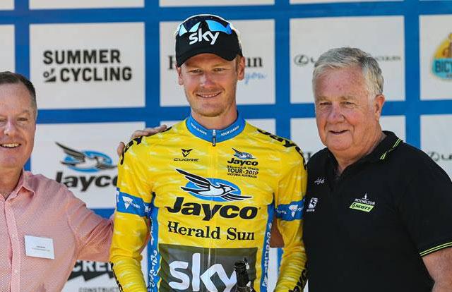 Dylan Van Baarle (Team Sky)